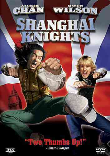 SHANGHAI KNIGHTS BY CHAN,JACKIE (DVD)